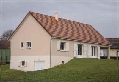 Construction à Guerigny