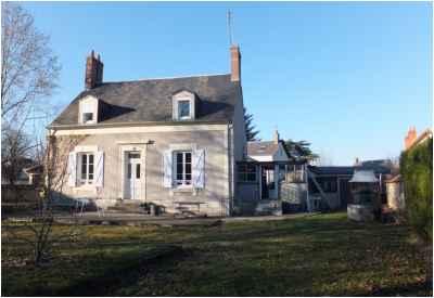 Extension d'une maison à Nevers - Avant