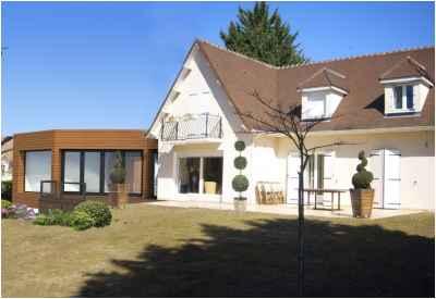Extension d'une maison à Pouilly-sur-Loire - 3D