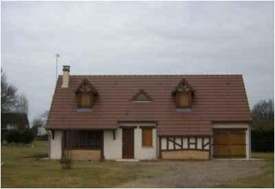Extension d'une maison à Forges