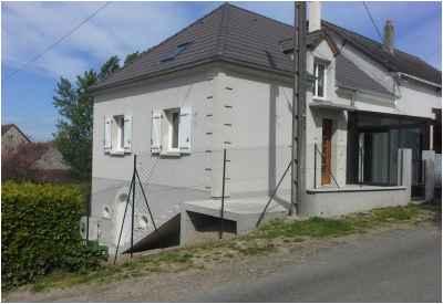 Extension d'une maison à Livry