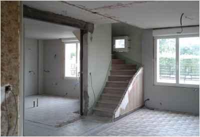 Rénovation intérieure à Nevers