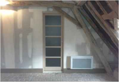 Rénovation traditionnelle de combles vers Decize (2)